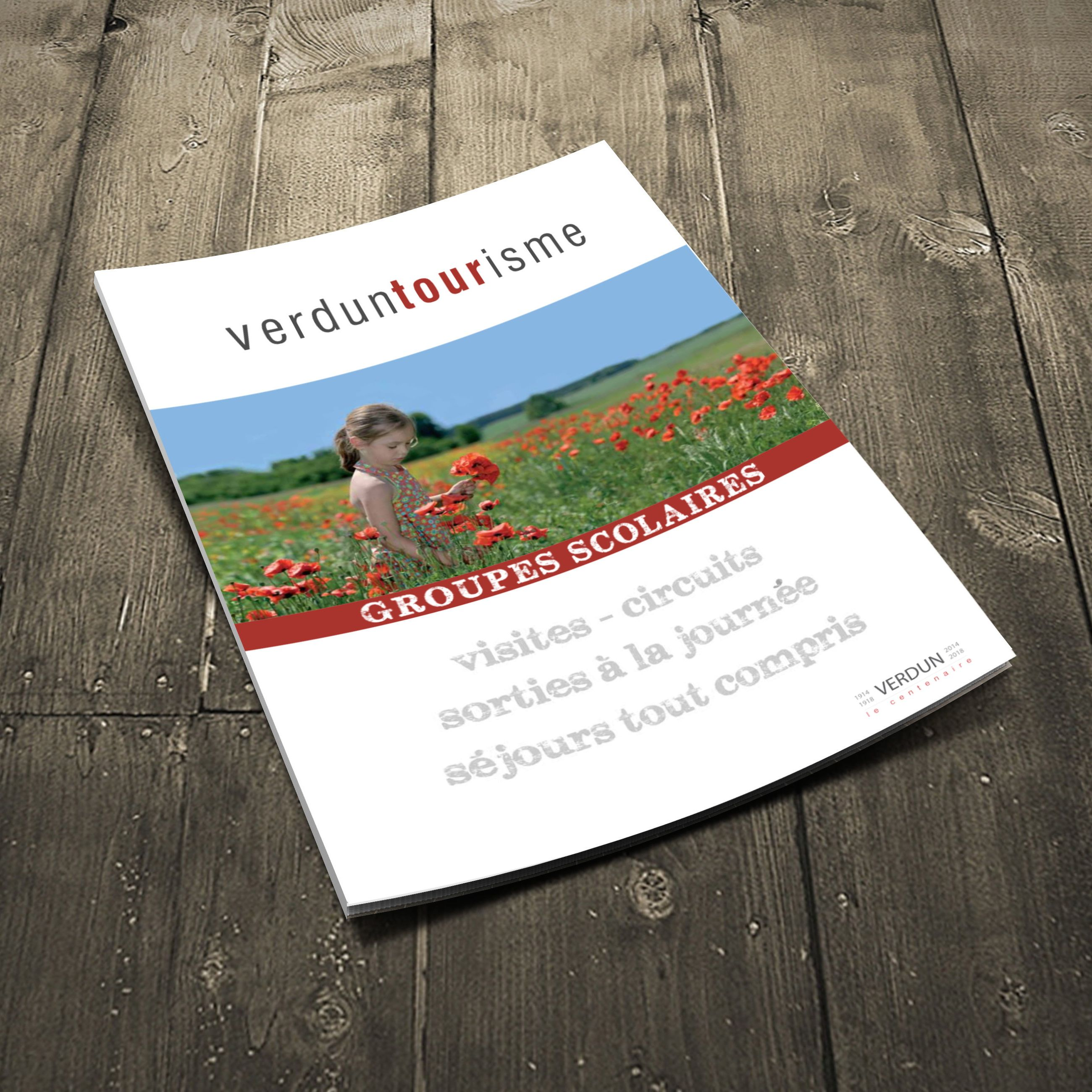 Brochure for pupils groups
