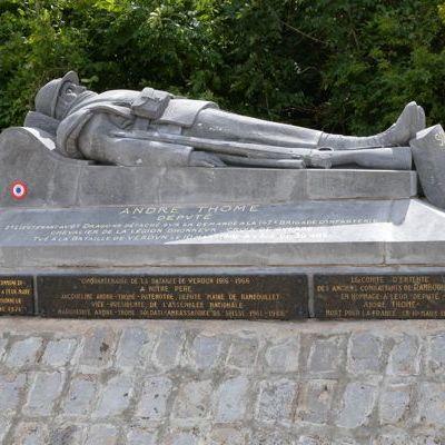 Aufenthalt um die Schlachtfelder von Verdun und die Argonnen zu besichtigen