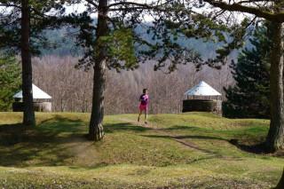 Jogging touristique