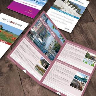 Brochures & dépliants