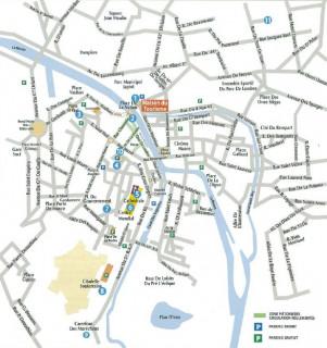 Access & Maps