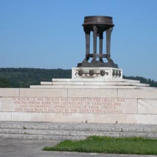 Champ de bataille d'Argonne