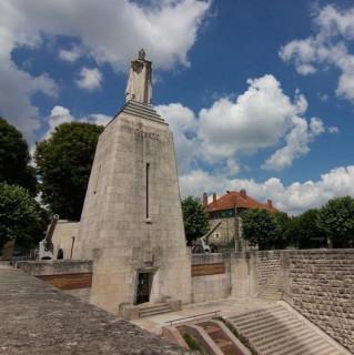 Stadt von Verdun