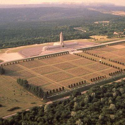 Verdun vom Krieg zum Frieden