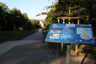 Circuit Rive droite du Champ de bataille de Verdun - 4h30