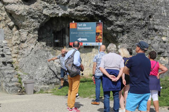 Séjour Verdun, Terre de mémoire
