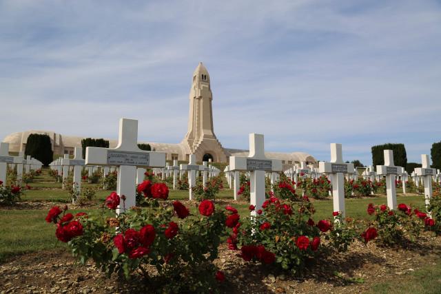 "Séjour "" Verdun, on ne passe pas"""
